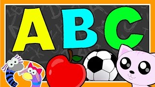 Phonics Song | ABC Songs for Children | Nursery Rhymes & Kids Songs Compilation By Silly Sox