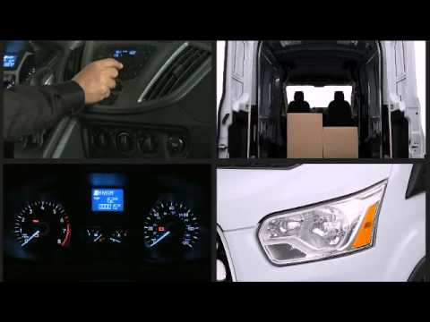 2015 Ford Transit Video