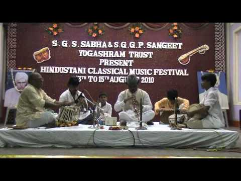Ganayogi Panchakshara - Pt S .ballesh & Krishna Ballesh In Concert- Chennai video