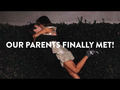 My Parents Meet My Boyfriend's Parents | Aimee Song