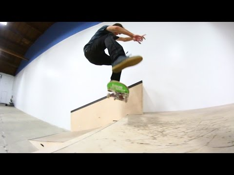 SKATEBOARDING AT THE BRAILLEHOUSE SF!