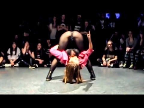 Dancehall Queen Aga Bialon | Dancehall Challenge thumbnail