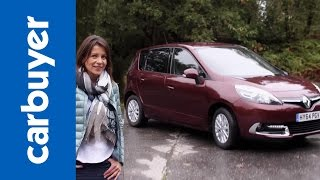 Renault Scenic MPV 2014 review - Carbuyer