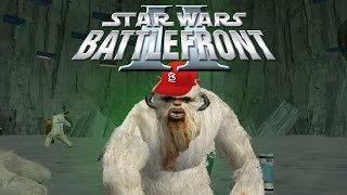 OP Wampa Jordan  | Star Wars: Battlefront II w/ Kootra & Intern Joe