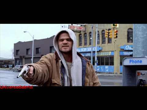 8 Mile: Cheddar Bob se dispara el mismo en la pierna | 1080p ᴴᴰ (Video &