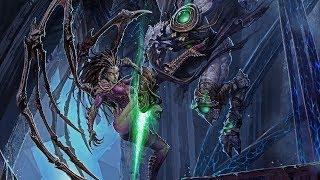 PozitronW - играем командой 4х4 в StarCraft 2 на ладере