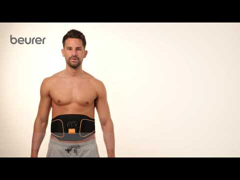 Ceinture de musculation abdominale - EM 37