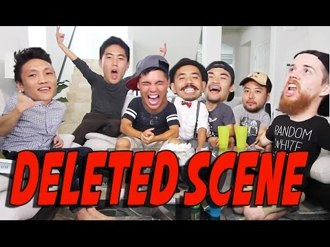 DELETED SCENES: 6 LARGE PIZZA'S IN 10 MIN CHALLENGE?!