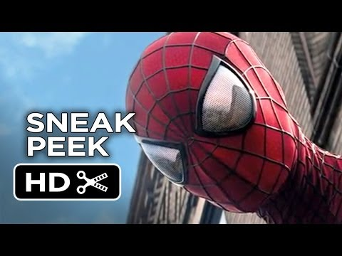 The Amazing Spider-man 2 Sneak Peek Teaser #3 (2014) - Marvel Superhero Movie Hd video