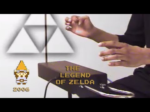 The Legend of Zelda Theme on theremin Video