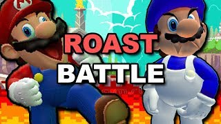 ROASTING SMG4! | Oh...Sir! The Hollywood Roast