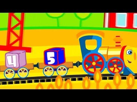 Çizgi film – Çuf çuf tren Bebekler için video