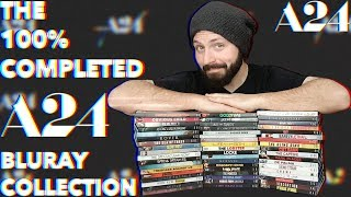 My Entire A24 Bluray Collection (54 Titles) | BLURAY DAN