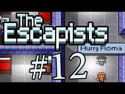 ТЮРЕМНАЯ ЖИЗНЬ! The escapists #12