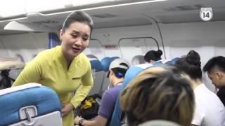 """Những vị khách """"khó đỡ"""" mà ai cũng muốn tránh xa trên các chuyến bay!"""