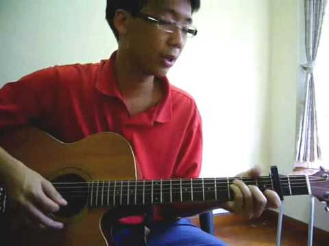 Desert Song Instructional - Hillsong United (daniel Choo) video