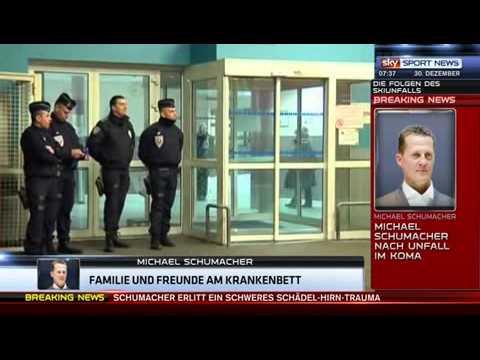 Michael Schumacher Skiunfall 30 12 13