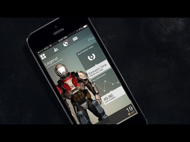 Destiny: We Love The App, But It Can Still Be Improved - Fireteam Chat