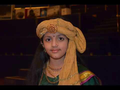 Jhansi Ki Rani Song - Rani Laxmibai - Khoob Ladi Mardani - Leeds Diwali Show video