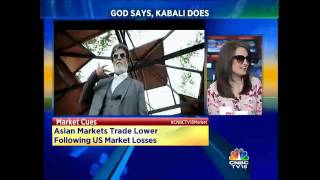 Kabali Fever Grips CNBC-TV18