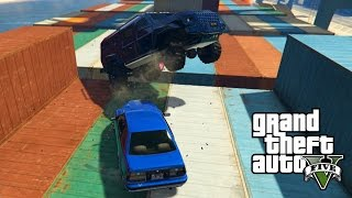 GTA 5 Online PC | CAT vs MOUSE 20 | GTA 5 Funny Moments