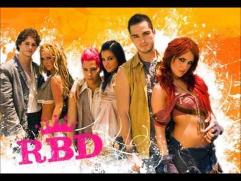 8 Melhores músicas do RBD /PedroH