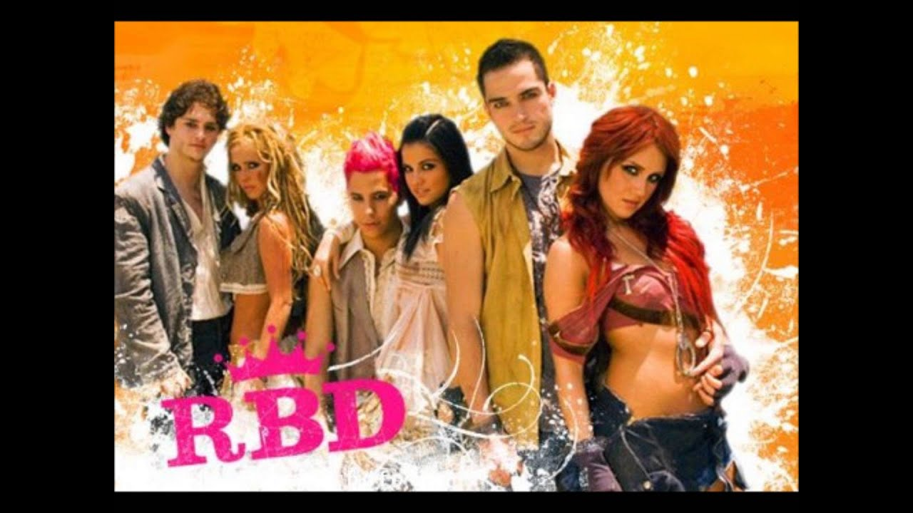 videos musicas i videoclips de rbd: