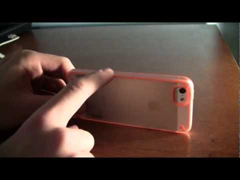 Poetic Atmosphere (Orange) iPhone 5