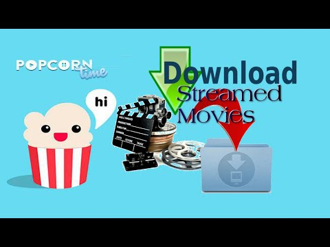 How to Save PopCorn Time Movies/Shows  to Your PC Easy 2014
