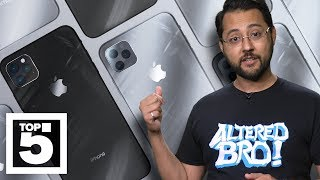 Top 5 Apple iPhone 11 rumors