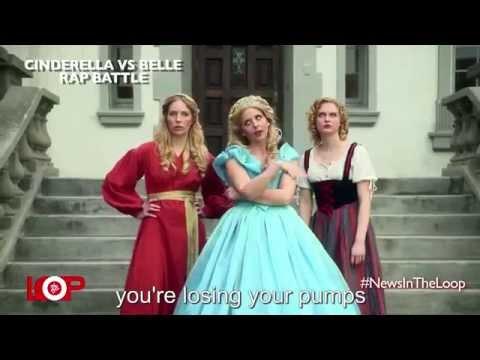In the Loop: Real Pinay Cinderella; Iron Boy