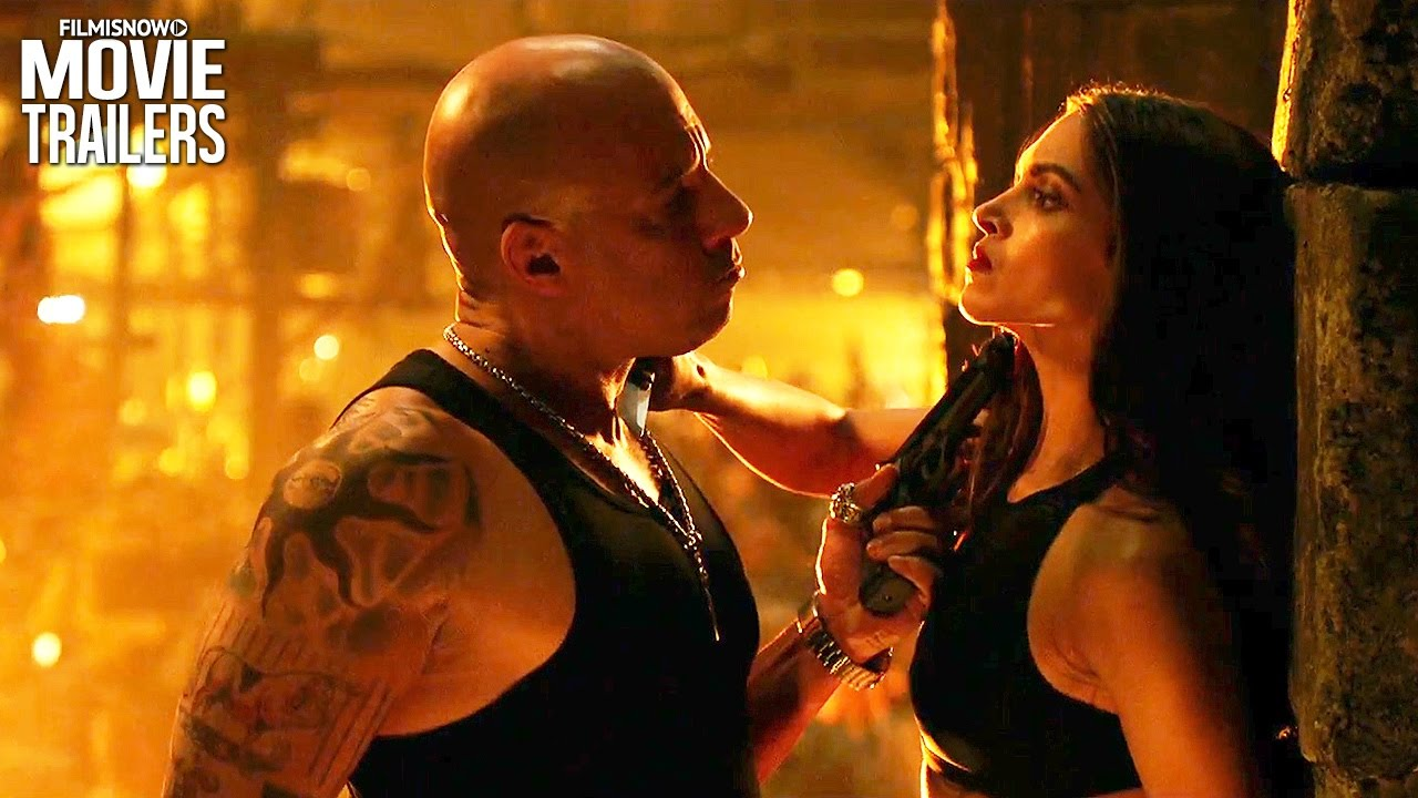 xXx: Return of Xander Cage New Trailer - Vin Diesel is back in action!