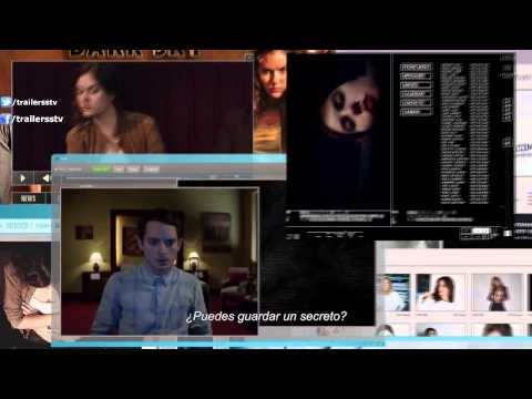Open Windows Trailer Subtitulado en Español HD Elijah Wood, Sasha Grey, Nacho Vigalondo