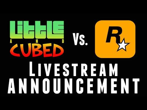 LIVE TONIGHT! Little & Cubed Vs. Rockstar!