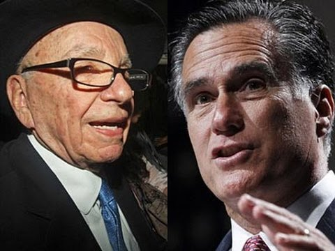 Rupert Murdoch Tweets About Disappointment In Mitt Romney