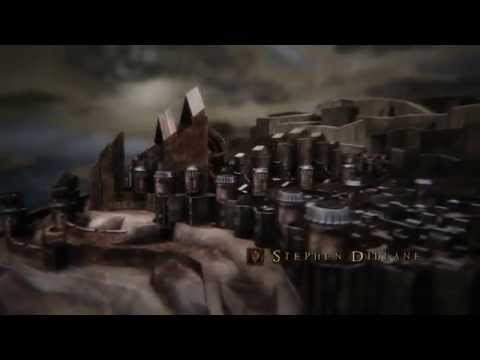 New Game of Thrones Season 3 Intro HD!