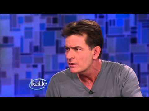 Hollywood Bad Boy Charlie Sheen Explains His Bad Behavior