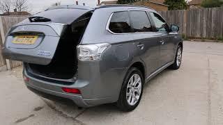 Mitsubishi Outlander 2.0 PHEV Hybrid GX4h Auto AWD 4X4 WU15 PKZ