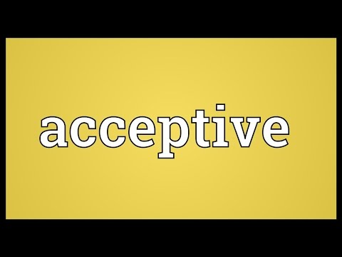 Header of Acceptive