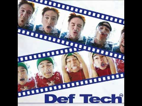 04 My Way - Def Tech   [歌詞あり]