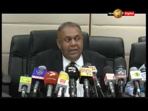 minister mangala is |eng