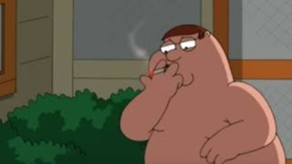 Family Guy   Peter Becomes a Smoker