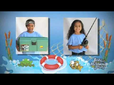 Fishin' on a Mission with Jesus: 2012 VBS from Urban Ministries, Inc.