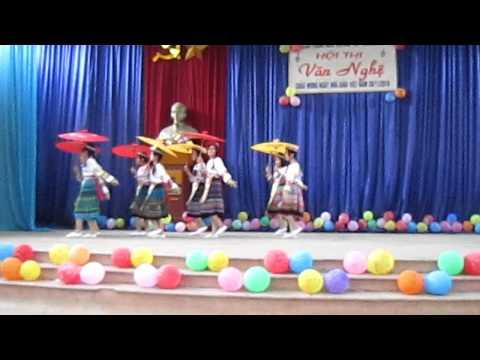 Múa Cô giáo về bản 12 Văn - 2008/2011