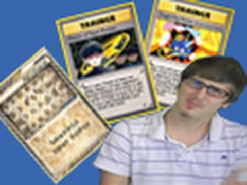 Watch Worst Pokemon Trading Cards EVER!