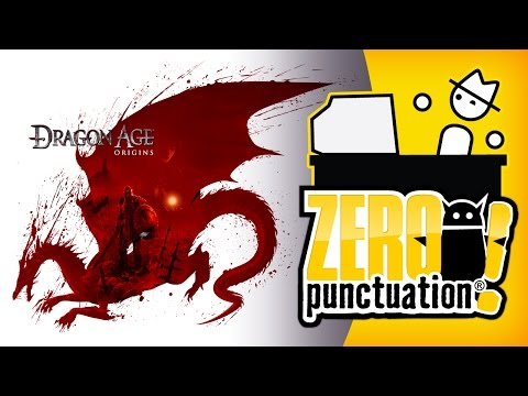 DRAGON AGE: ORIGINS (Zero Punctuation)