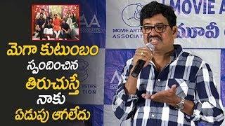 Sivaji Raja Speech at Movie Artists Association Press Meet on Kerala floods | kerala news |FL
