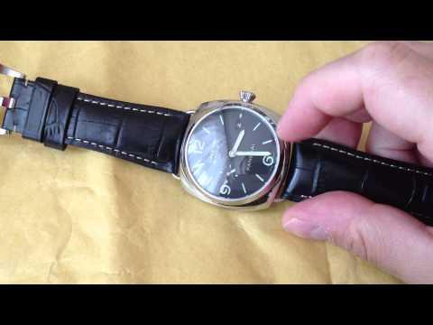 Видео как проверить подлинность часов TAG Heuer