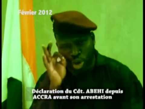 Video coup-d'état d'Abéhi ?