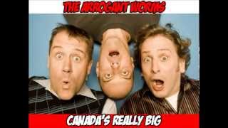 Watch Arrogant Worms Canadas Really Big video
